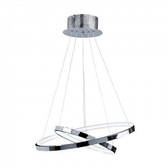 ENDON KLINE-2CH | Kline Endon függeszték lámpa 2x LED 1740lm 3000K króm, savmart