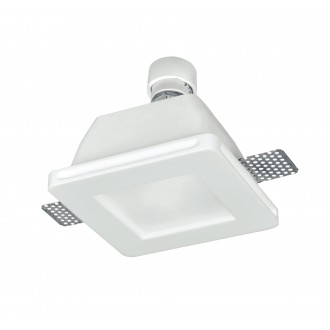 FANEUROPE INC-SNOW-Q | Snow-FE Faneurope beépíthető lámpa InTec festhető