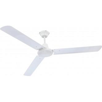 GLOBO 0310 | Ferro Globo mennyezeti ventilátor impulzus kapcsoló fehér