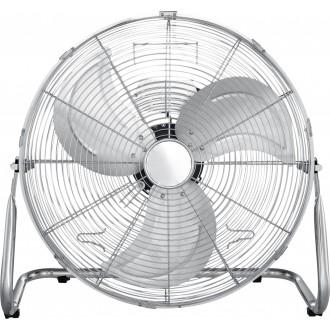 GLOBO 0314 | Van Globo mennyezeti ventilátor három fokozatú kapcsoló króm, alumínium