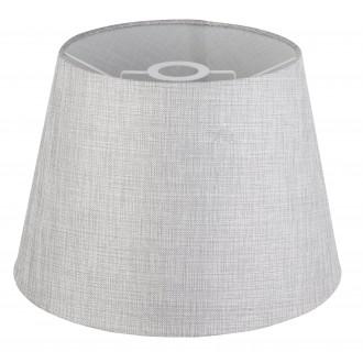 GLOBO 15185S3 | Paco Globo ernyő lámpabúra szürke