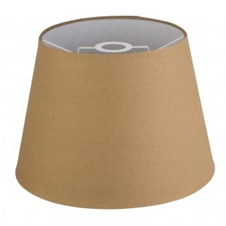 GLOBO 15186S3   Paco Globo ernyő lámpabúra barna