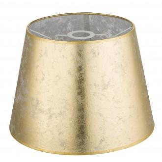 GLOBO 15187S3 | Amy Globo ernyő lámpabúra arany