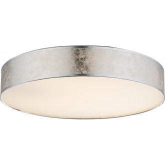 GLOBO 15188D2 | Amy-I Globo mennyezeti lámpa 1x LED 2200lm 3000K matt nikkel, ezüst