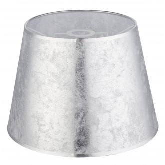 GLOBO 15188S3   Amy-I Globo ernyő lámpabúra ezüst