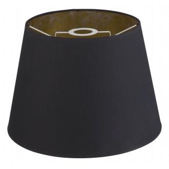 GLOBO 15287S3   Paco Globo ernyő lámpabúra fekete, arany