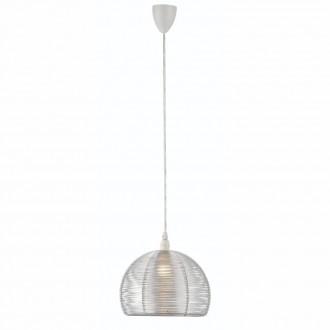 GLOBO 15953   Matous Globo függeszték lámpa 1x E27 alumínium