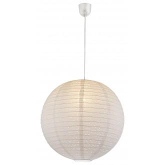 GLOBO 16911 | Varys Globo függeszték lámpa 1x E27 fehér