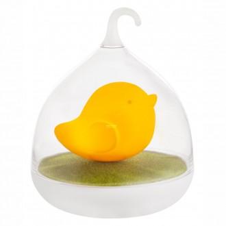 GLOBO 28038O | Ampato Globo asztali lámpa 17cm fényerőszabályzós érintőkapcsoló szabályozható fényerő, USB csatlakozó 4x LED narancs, fehér, zöld