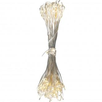 GLOBO 29950-100 | Venuto-V Globo dekor lámpa kapcsoló 100x LED fehér