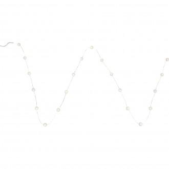 GLOBO 29954-20 | Venuto-I Globo dekor lámpa kapcsoló 20x LED fehér