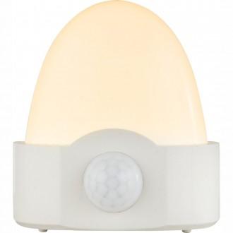 GLOBO 31933 | Enio_I Globo éjjelifény lámpa mozgásérzékelő 3x LED 10lm 3000K fehér