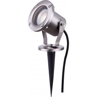 GLOBO 32075 | Style Globo leszúrható lámpa elforgatható alkatrészek 1x GU10 IP65 acél