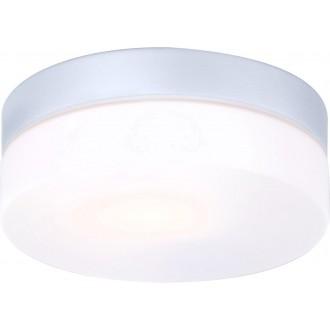 GLOBO 32111 | Vranos Globo mennyezeti lámpa 1x E27 IP44 alumínium, opál