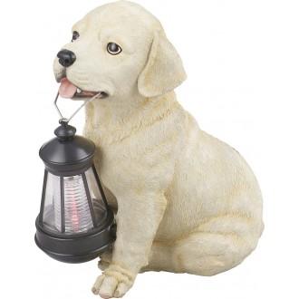 GLOBO 33372 | SogloDogs Globo álló lámpa 26cm napelemes/szolár 1x LED IP44