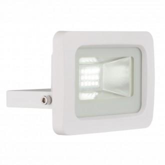 GLOBO 34002 | Callaqui Globo fényvető lámpa elforgatható alkatrészek 1x LED 550lm 6000K IP65 fehér, átlátszó