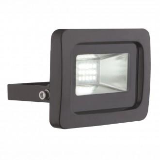 GLOBO 34003 | Callaqui Globo fényvető lámpa elforgatható alkatrészek 1x LED 550lm 6000K IP65 fekete, átlátszó