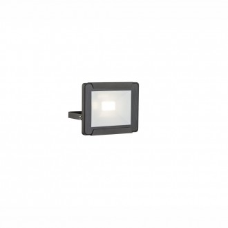 GLOBO 34009 | Urmia Globo fényvető lámpa elforgatható alkatrészek 1x LED 800lm 4000K IP65 fekete