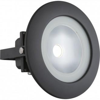GLOBO 34138 | Radiator_III Globo fényvető lámpa elforgatható alkatrészek 1x LED 750lm 6000K IP65 fekete