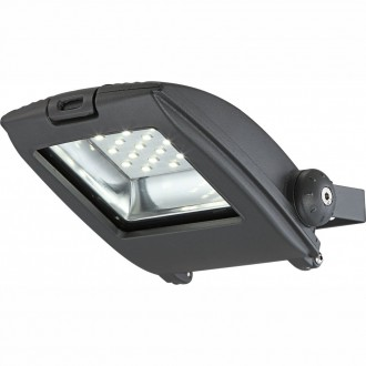 GLOBO 34218 | Projecteur_I Globo fényvető lámpa elforgatható alkatrészek 1x LED 750lm 6500K IP65 sötét szürke, átlátszó