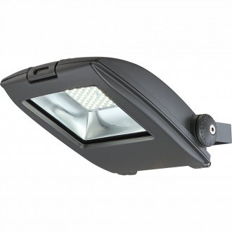 GLOBO 34220 | Projecteur_I Globo fényvető lámpa elforgatható alkatrészek 1x LED 3000lm 6500K IP65 sötét szürke, átlátszó