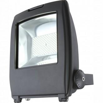 GLOBO 34221 | Projecteur_I Globo fényvető lámpa elforgatható alkatrészek 1x LED 6000lm 6500K IP65 sötét szürke, átlátszó