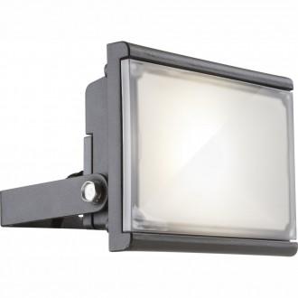 GLOBO 34231 | Radiator-III Globo fényvető lámpa elforgatható alkatrészek 1x LED 700lm 4000K IP44 szürke