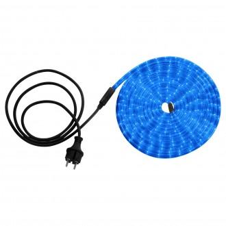 GLOBO 38963 | LightTube Globo fénytömlő lámpa 144x LED 144lm IP44 kék
