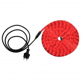 GLOBO 38964 | LightTube Globo fénytömlő lámpa 144x LED 87lm IP44 piros