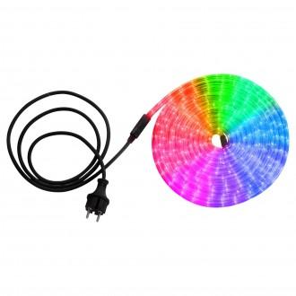 GLOBO 38966 | LightTube Globo fénytömlő lámpa 144x LED 158lm RGBK IP44 többszínű