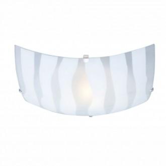 GLOBO 40981 | Cedric Globo mennyezeti lámpa 1x E27 fehér, szatén