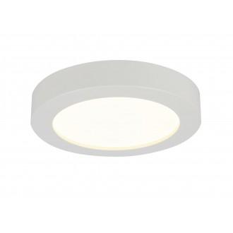 GLOBO 41605-18   Paula-Svenja Globo mennyezeti lámpa 1x LED 1900lm 3000K IP44/20 fehér, opál