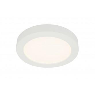 GLOBO 41605-22   Paula-Svenja Globo mennyezeti lámpa 1x LED 2200lm 3000K IP44/20 fehér, opál