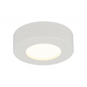 GLOBO 41605-9D   Paula-Svenja Globo mennyezeti lámpa szabályozható fényerő, állítható színhőmérséklet 1x LED 800lm 3000 - 4000 - 6000K IP44/20 fehér, opál