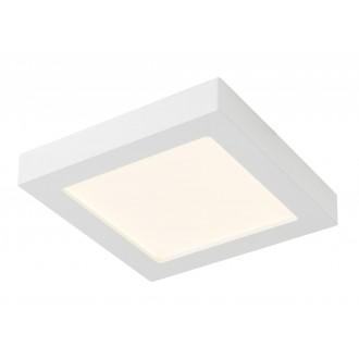 GLOBO 41606-24D   Paula-Svenja Globo mennyezeti lámpa szabályozható fényerő, állítható színhőmérséklet 1x LED 2400lm 3000 - 4000 - 6000K IP44/20 fehér, opál