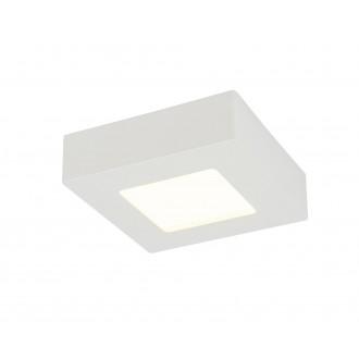 GLOBO 41606-6   Paula-Svenja Globo mennyezeti lámpa 1x LED 600lm 3000K IP44/20 fehér, opál