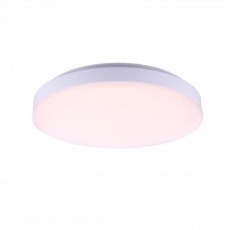 GLOBO 41805 | Volare-I Globo fali, mennyezeti lámpa 1x LED 1920lm 3000K IP44 fehér, fehér