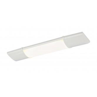 GLOBO 42005-10   Obara Globo ráépíthető lámpa 300x74mm 1x LED 950lm 3000K fehér, opál