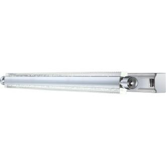 GLOBO 42418-10 | Levi Globo fali lámpa elforgatható fényforrás 1x LED 600lm 4000K króm