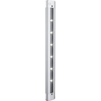 GLOBO 42423 | Spooky Globo fali lámpa érintőkapcsoló 6x LED 180lm 6000K ezüst