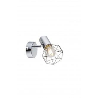 GLOBO 54802-1 | XaraG-I Globo spot lámpa elforgatható alkatrészek 1x E14 króm