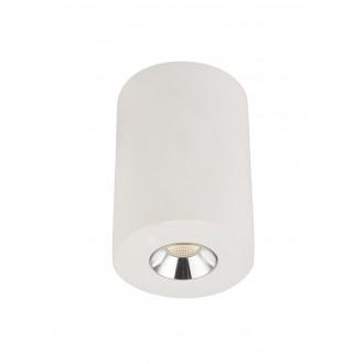 GLOBO 55010-1A | Christine-Timo Globo mennyezeti lámpa 1x LED 378lm 3000K króm, fehér