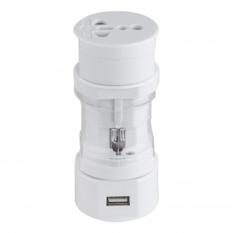 GLOBO 98069 | Globo adapter kiegészítő fehér