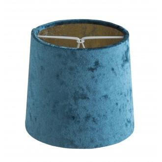 GLOBO S10BS | Paco Globo ernyő lámpabúra kék, ezüst