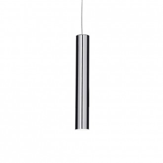 IDEAL LUX 104942 | Look-IL Ideal Lux függeszték lámpa - LOOK SP1 D06 CROMO - 1x GU10 2700K króm