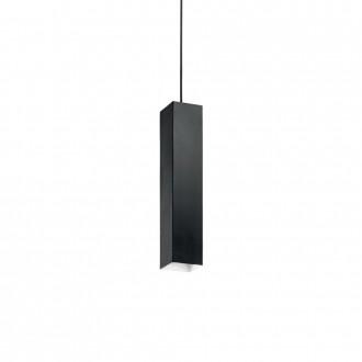 IDEAL LUX 126913 | Sky-IL Ideal Lux függeszték lámpa - SKY SP1 NERO - 1x GU10 400lm 3000K fekete, fehér