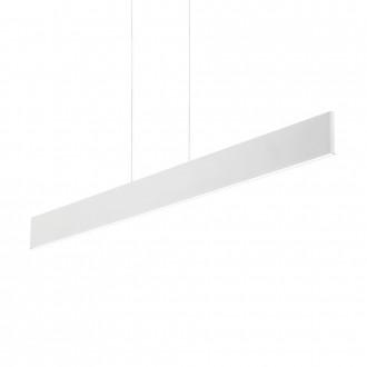 IDEAL LUX 138237 | Desk Ideal Lux fali lámpa - DESK SP1 BIANCO - 1x LED 2100lm 3000K matt fehér