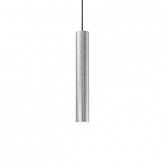 IDEAL LUX 141800 | Look-IL Ideal Lux függeszték lámpa - LOOK SP1 D06 ARGENTO - 1x GU10 2700K ezüst
