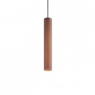 IDEAL LUX 170589 | Look-IL Ideal Lux függeszték lámpa - LOOK SP1 D06 CORTEN - 1x GU10 2700K corten, rozsdabarna