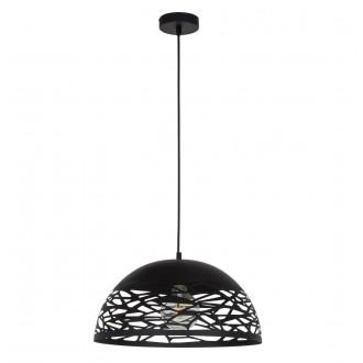 ITALUX MDM-3025/1L BK | Armand Italux függeszték lámpa 1x E27 fekete